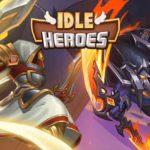 「Idle Heroes-放置育成RPG-」レビュー!